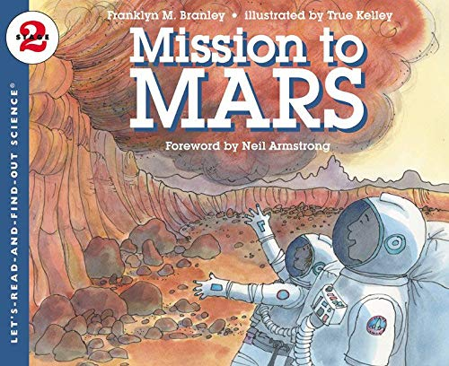 9780064452335: Mission to Mars (Let's-Read-And-Find-Out Science: Stage 2)