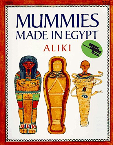 9780064460118: Mummies Made in Egypt (Reading Rainbow Books)