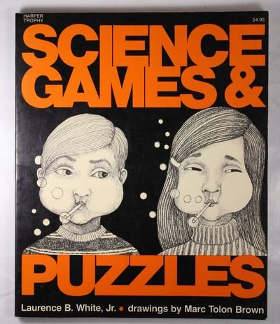 9780064460132: Science Games and Puzzles