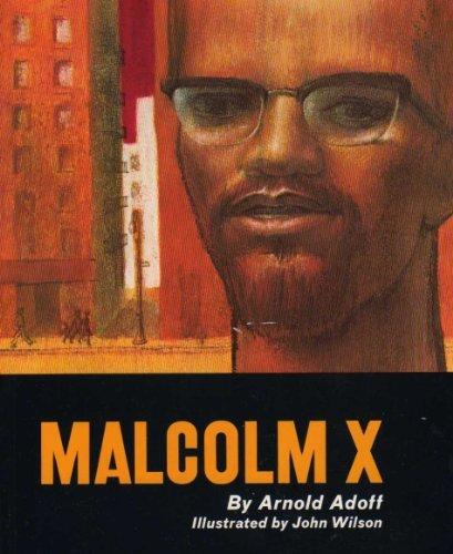 Malcolm X: Adoff, Arnold