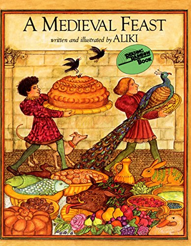 9780064460507: A Medieval Feast (Reading Rainbow Books)