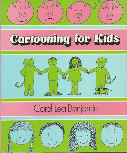 9780064460637: Cartooning for Kids