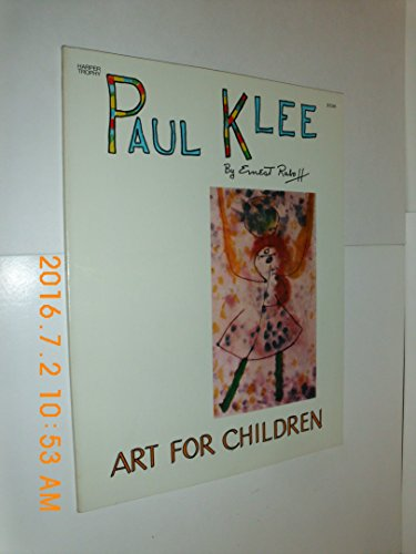 9780064460651: Paul Klee (Art for Children Series)
