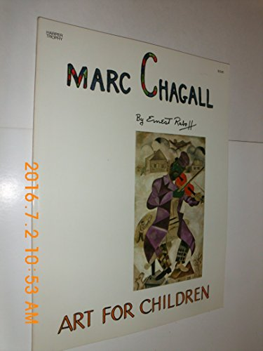 9780064460668: Marc Chagall (Art for Children)
