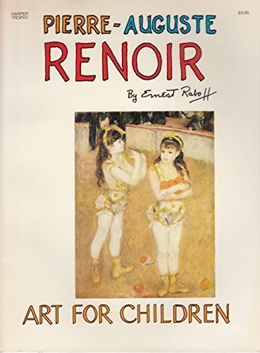 9780064460682: Pierre-Auguste Renoir (Art for Children)