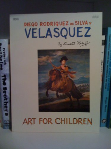 9780064460736: Diego Rodriguez De Silva Y Velasquez (Art for Children)