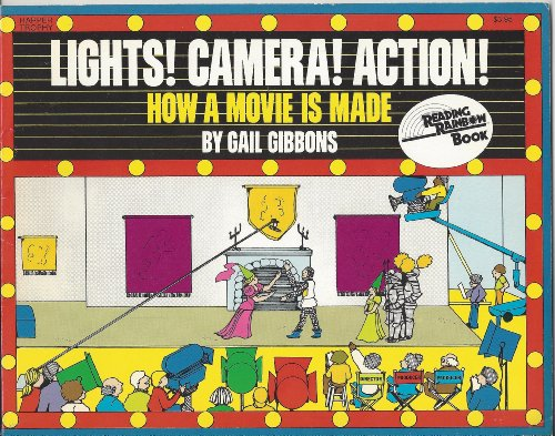 9780064460880: Lights! Camera! Action!: How a Movie Is Made (Reading Rainbow)