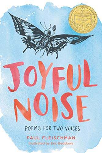 Joyful Noise Poems in Two Voices