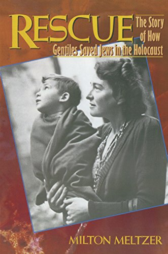 9780064461177: Rescue: The Story of How Gentiles Saved Jews in the Holocaust