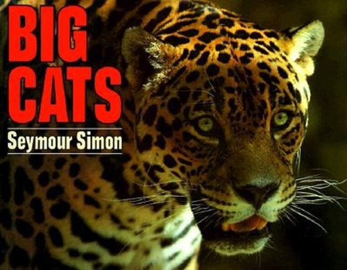 9780064461191: Big Cats
