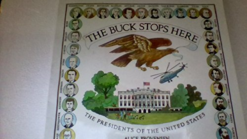 9780064461320: The Buck Stops Here: The Presidents of the United States