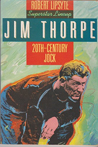 9780064461412: Jim Thorpe: 20th Century Jock (Superstar Lineup)