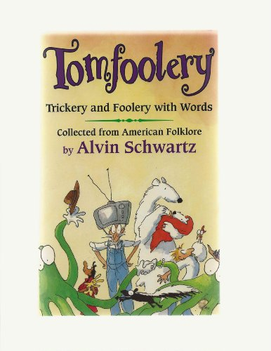 9780064461542: Tomfoolery: Trickery and Foolery With Words