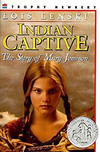 9780064461627: Indian Captive: The Story of Mary Jemison