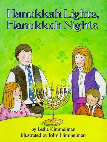 9780064461641: Hanukkah Lights, Hanukkah Nights