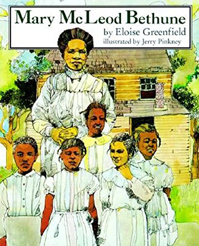 9780064461689: Mary McLeod Bethune (Crowell Biographies)