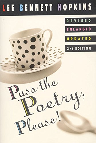 9780064461993: Pass the Poetry, Please!