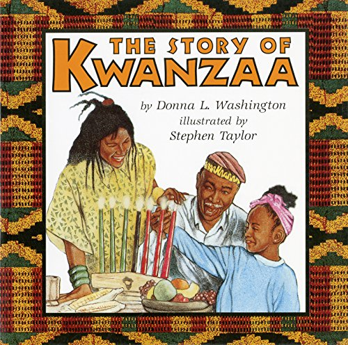 9780064462006: The Story of Kwanzaa (Trophy Picture Books)