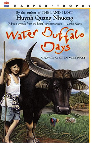 9780064462112: Water Buffalo Days: Growing Up in Vietnam