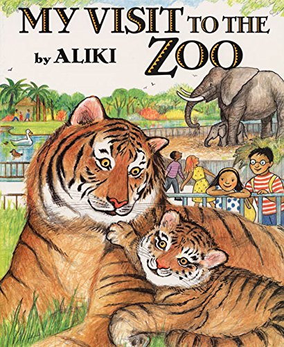 9780064462174: My Visit to the Zoo (Trophy Picture Books)