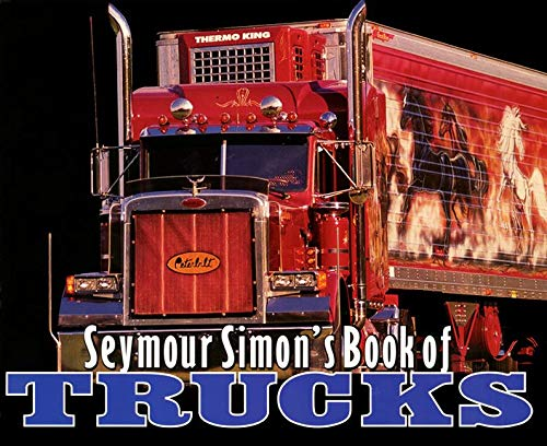 9780064462242: Seymour Simon's Book of Trucks