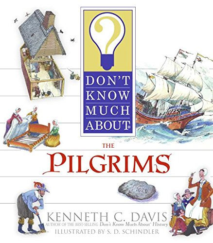 9780064462280: Don't Know Much About the Pilgrims (Don't Know Much About...(Paperback))