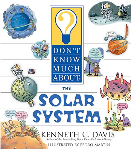 9780064462303: Don't Know Much About the Solar System
