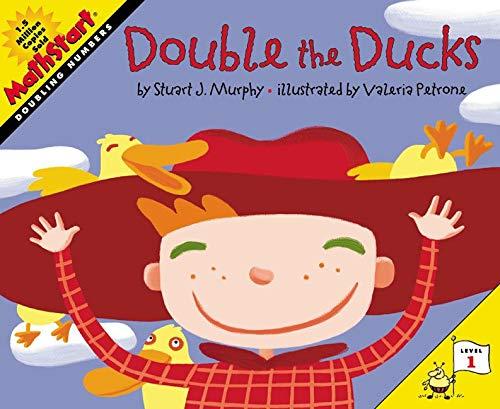 9780064462495: Double the Ducks (MathStart 1)