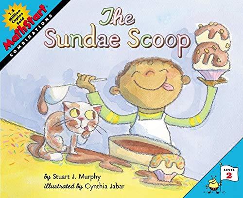 9780064462501: The Sundae Scoop (MathStart 2)