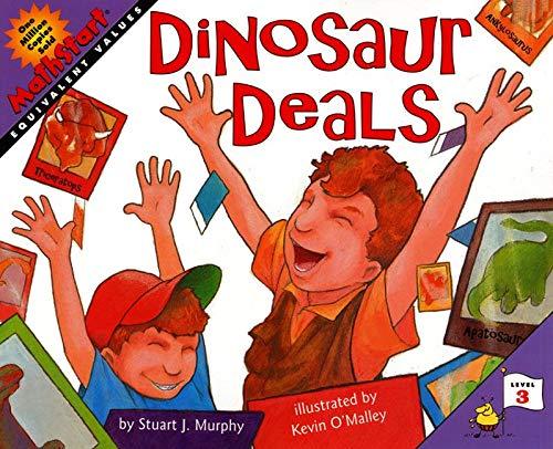 9780064462518: Dinosaur Deals (MathStart 3)