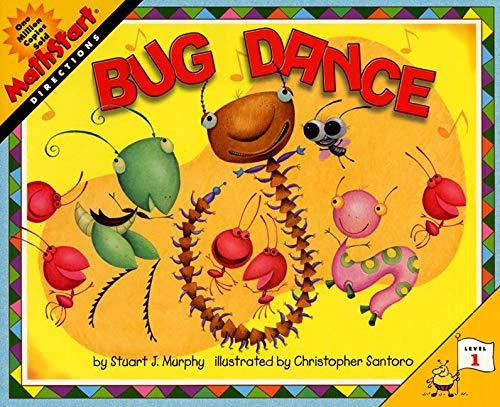 9780064462525: Bug Dance (MathStart 1)