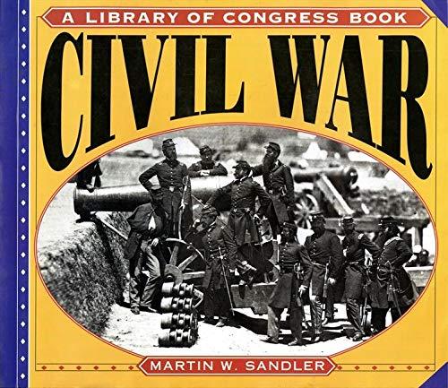 9780064462648: Civil War (A Library of Congress Book)