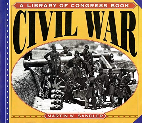 9780064462648: Civil War (A Library of Congress Book)