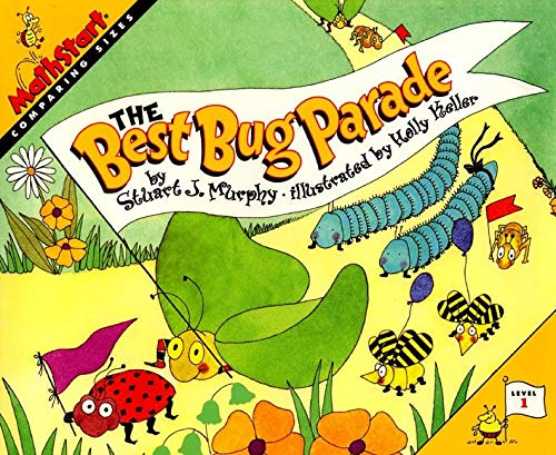 9780064467001: The Best Bug Parade (MathStart 1)