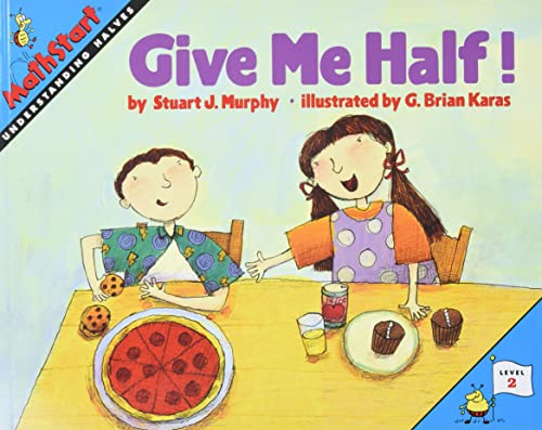 9780064467018: Give Me Half! (Mathstart: Level 2 (HarperCollins Paperback))
