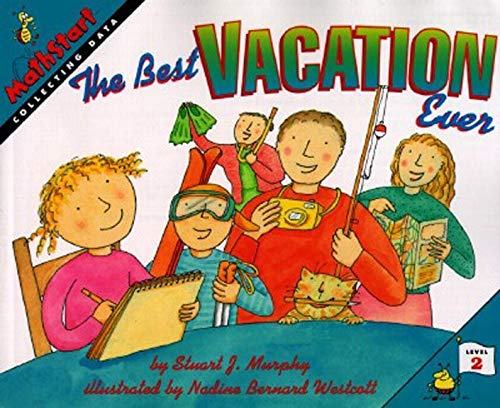 9780064467063: The Best Vacation Ever (MathStart 2)