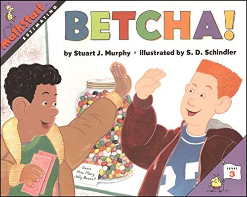9780064467070: Betcha! (Mathstart: Level 3 (HarperCollins Paperback))