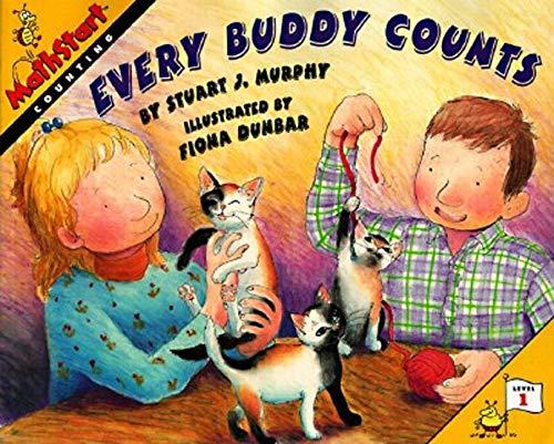 9780064467087: Mathstart: Every Buddy Counts (Mathstart series)