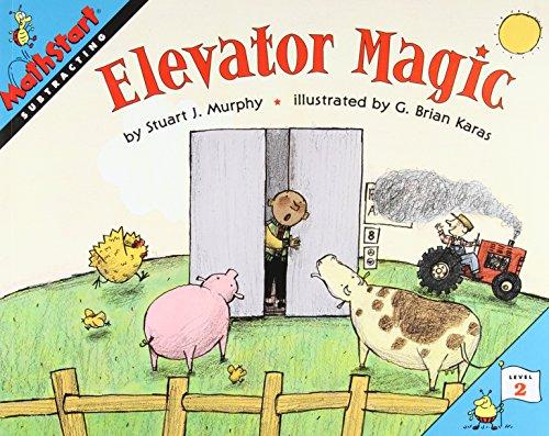 9780064467094: Elevator Magic, Level 2 (MathStart Subtracting) (MathStart 2)