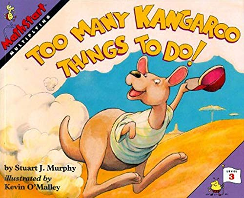 9780064467124: Too Many Kangaroo Things to Do! (Mathstart: Level 3 (HarperCollins Paperback))