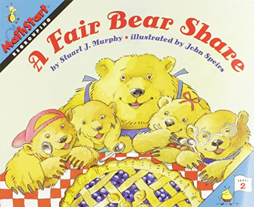 9780064467148: A Fair Bear Share (MathStart)