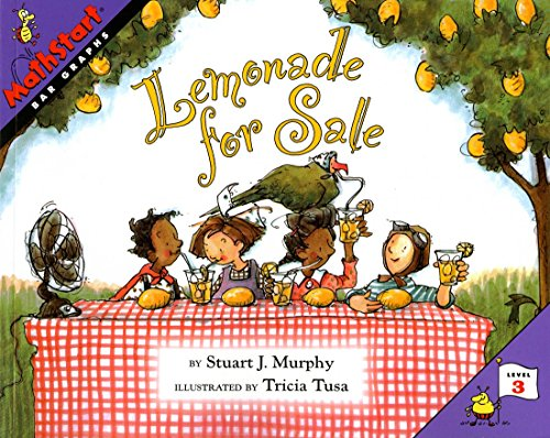 9780064467155: Lemonade for Sale (MathStart 3)