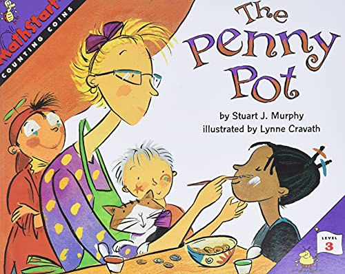 9780064467179: The Penny Pot (MathStart 3)