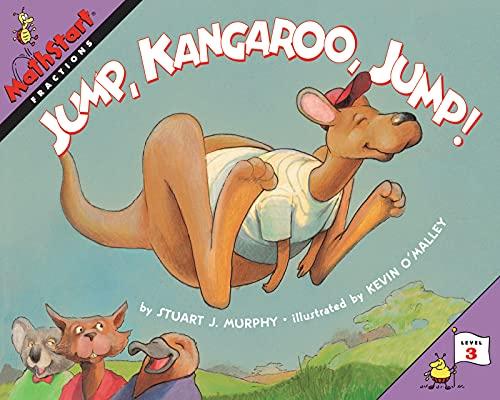 9780064467216: Jump, Kangaroo, Jump! (MathStart 3)