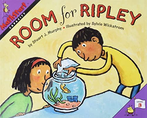 9780064467247: Room for Ripley (MathStart 3)
