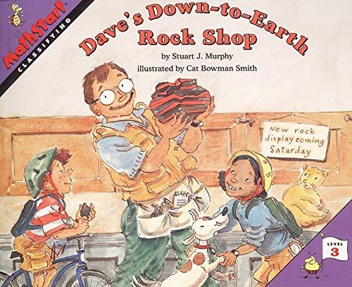 Dave's Down-To-Earth Rock Shop: Murphy, Stuart J.