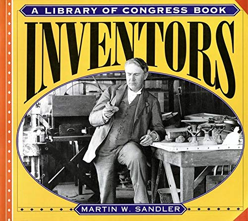 9780064467469: Inventors (A Library of Congress Book)