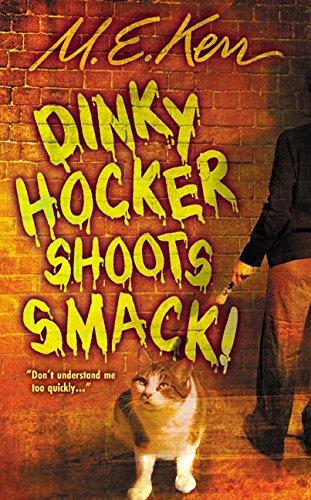 9780064470063: Dinky Hocker Shoots Smack!