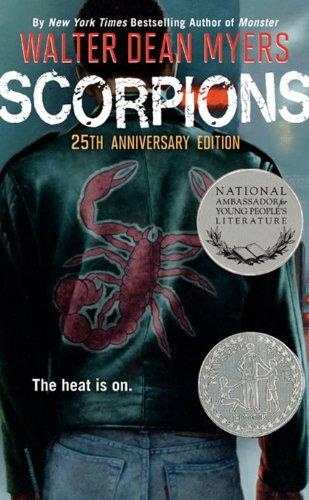 9780064470667: Scorpions