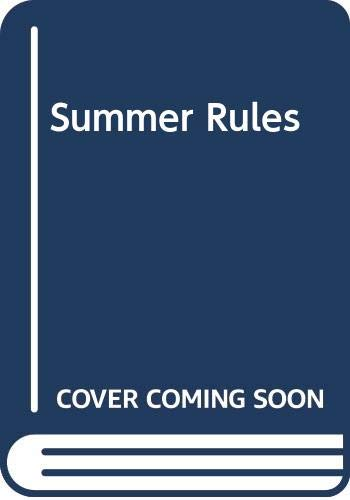 9780064470711: Summer Rules